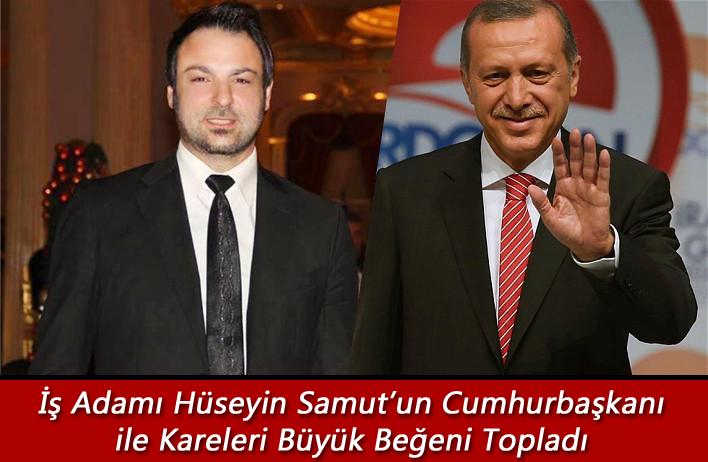 Cumhurbaşkanı R.T. Erdoğan