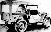 nekaf m38a1 experimentelle prototypen des jeeps. Black Bedroom Furniture Sets. Home Design Ideas