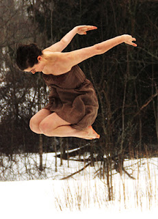 NSTT Award winner Aliah Schwartz, dancer and choreographer - nstalenttrust.ns.ca