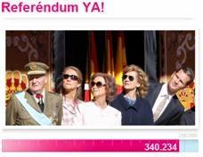 #ReferendumYA 340.000FRIMAS!!! EN 4DIAS!!!