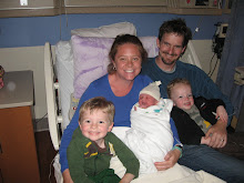 Matt, Laurie, Josiah, Matthew, and Samuel