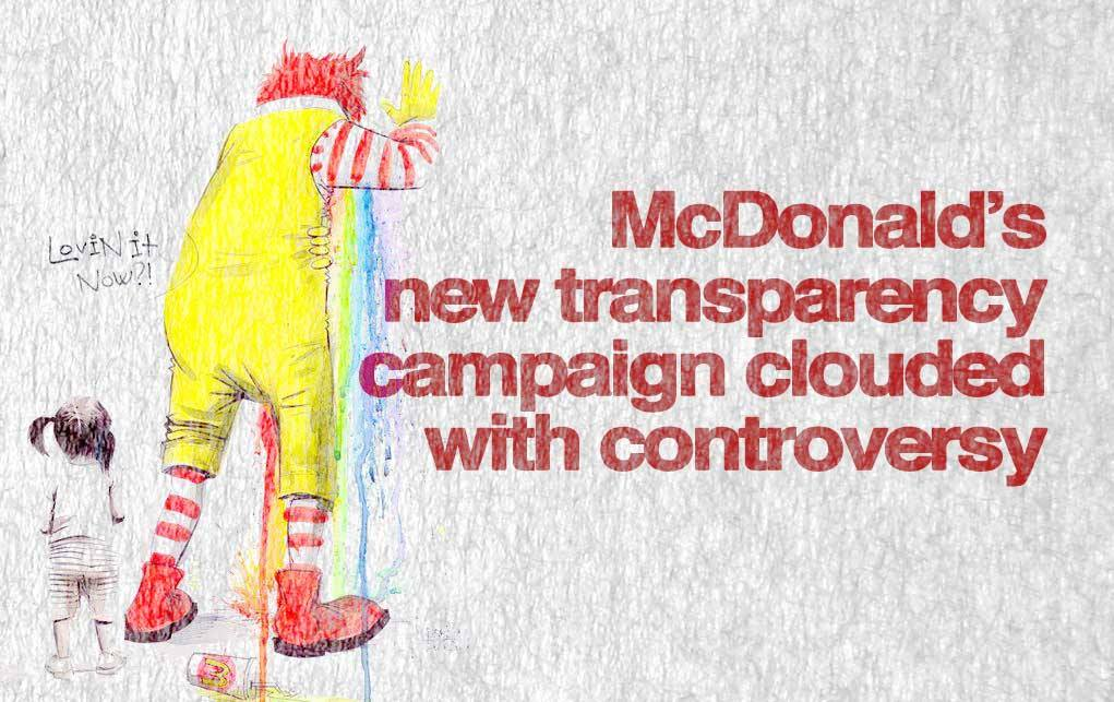 McDonald's New Transparency Campaign Clouded with Controversy
