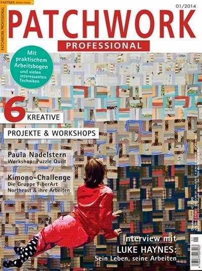 January 2014 Patchwork Professional