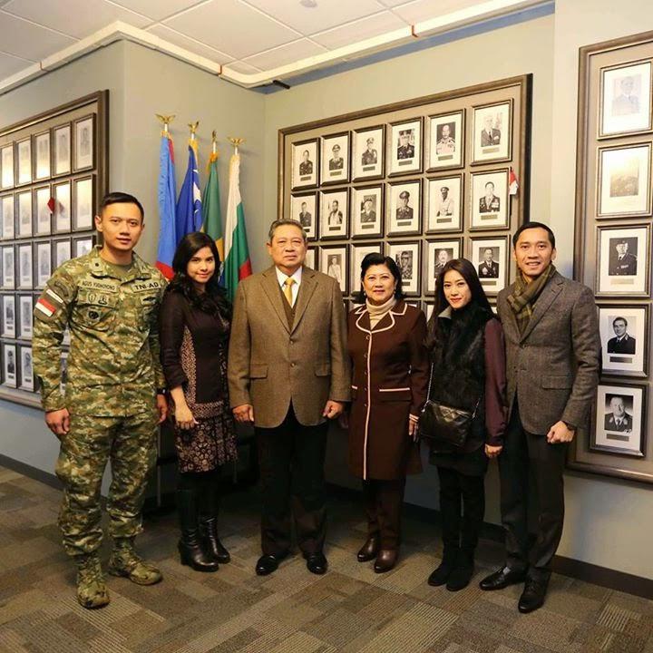 Fort Leavenworth, Amerika Serikat, Susilo Bambang Yudhoyono