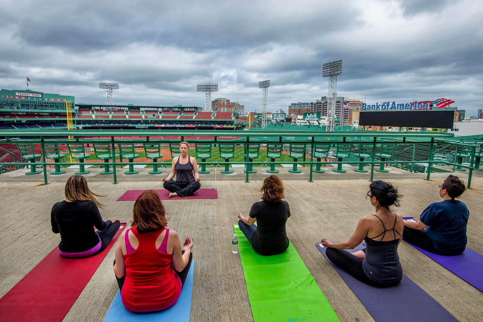 RedSoxMoms Yoga
