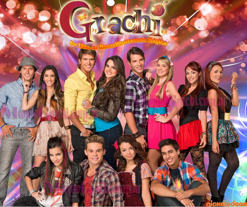 ... final de la 2da Temporada de Grachi que se transmitio el pasado 18 de
