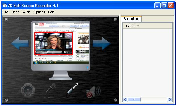 ZD Soft Screen Recorder 4.1 serial