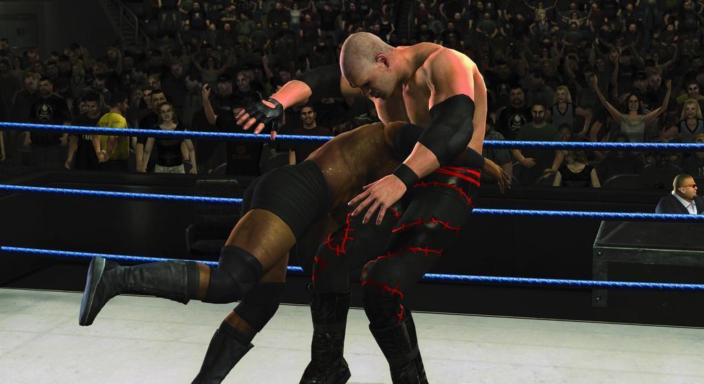 RAW SMACKDOWN Ultimate Impact 2012 indir - Full indir, Tek link indir