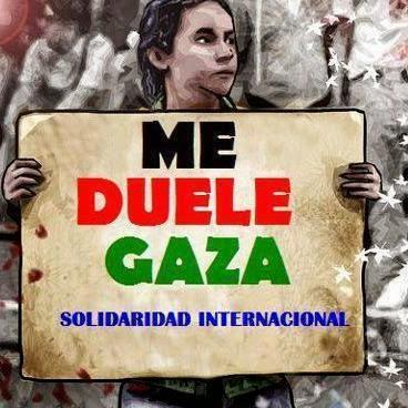 GAZA PARA LOS PALESTINOS