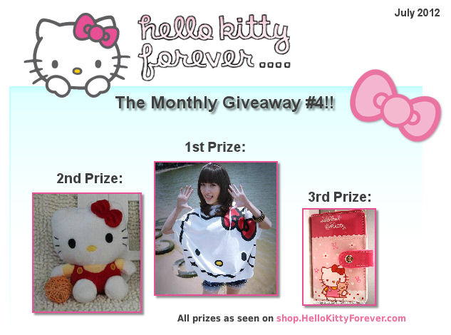 Hello Kitty Forever | Giveaway