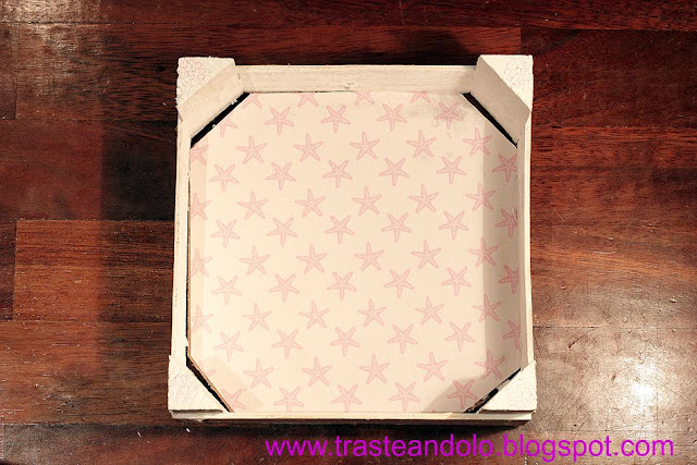 caja fruta decorada trasteandolo
