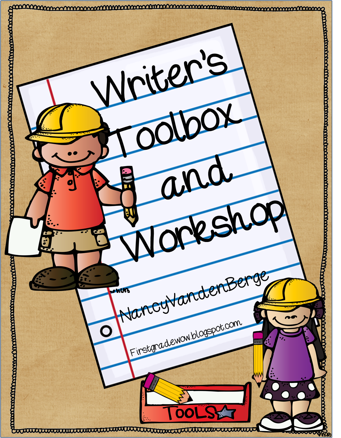 First Grade Wow: Writer's Workshop and Me and My School Updated!