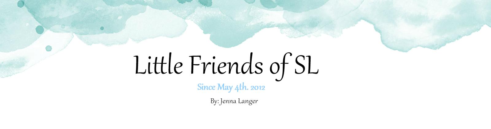 -Little Friends in SL-