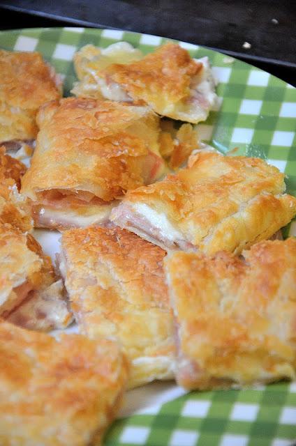 torta salata velocissima formaggio e mortadella