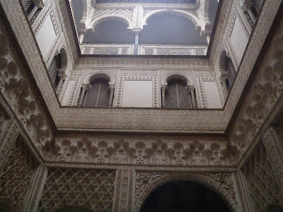 sevilla attractions alcazar