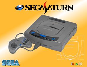 Sega Saturn Japonês