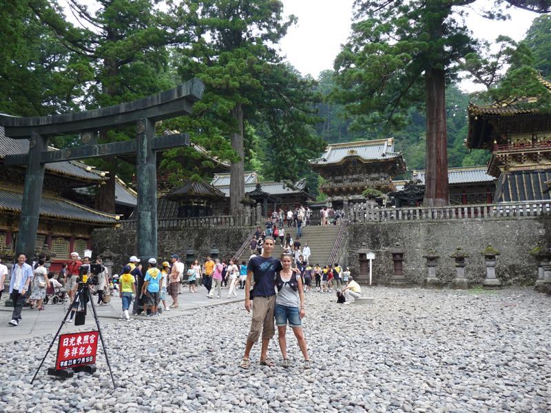 Nara, Japon, vuelta al mundo, round the world, La Aventura de Pablo y Elena
