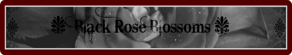 Black Rose Blossoms