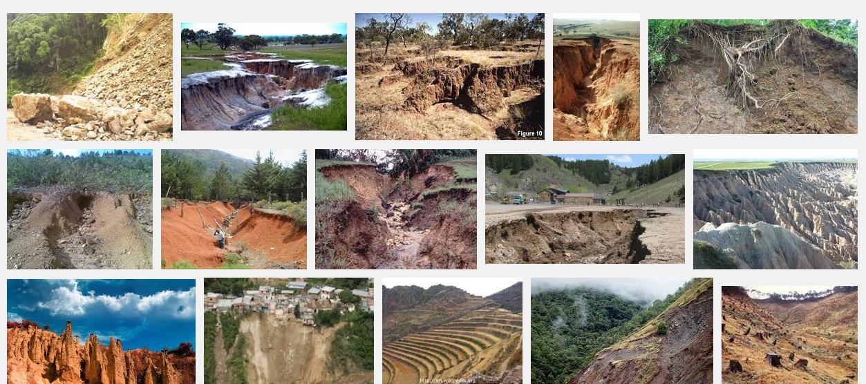 musibah erosi tanah