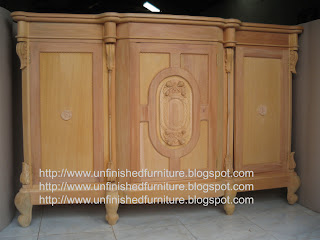 furniture klasik bufet klasik ukir jepara supplier furniture klasik bufet ukir klasik jepara bufet klasik mentah unfinished
