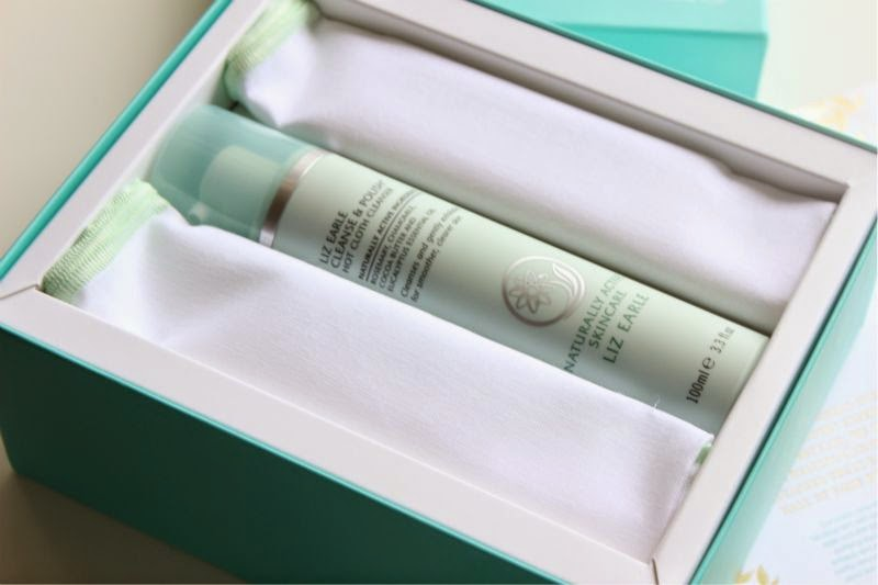 Liz Earle Cleanse and Polish for Only £9.50