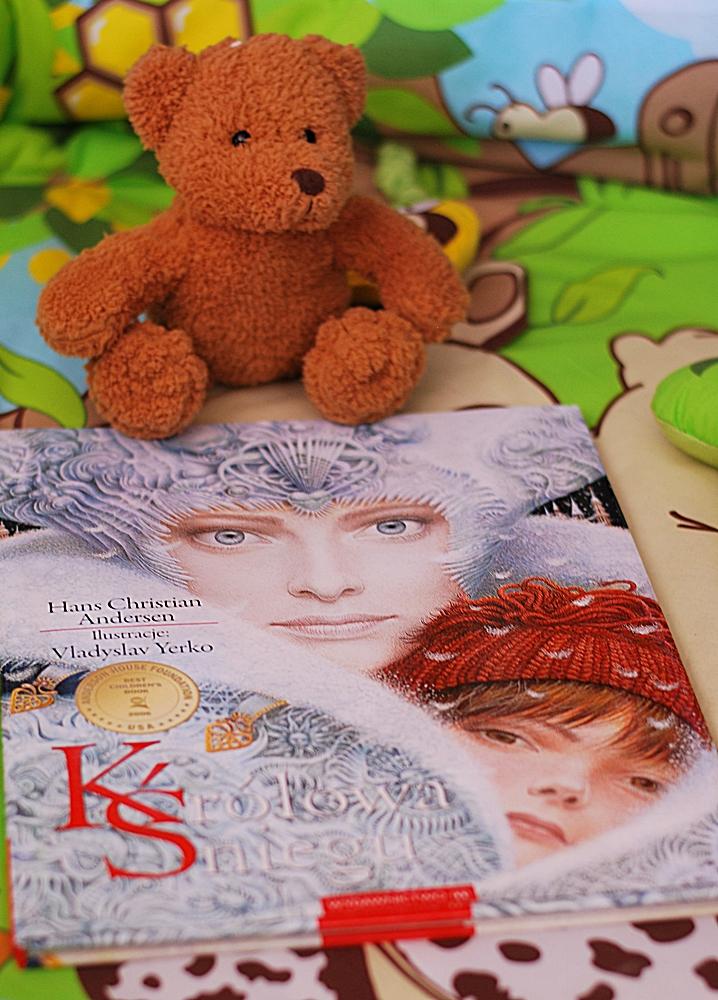 "Hans Christian Andersen ""Królowa Śniegu"""