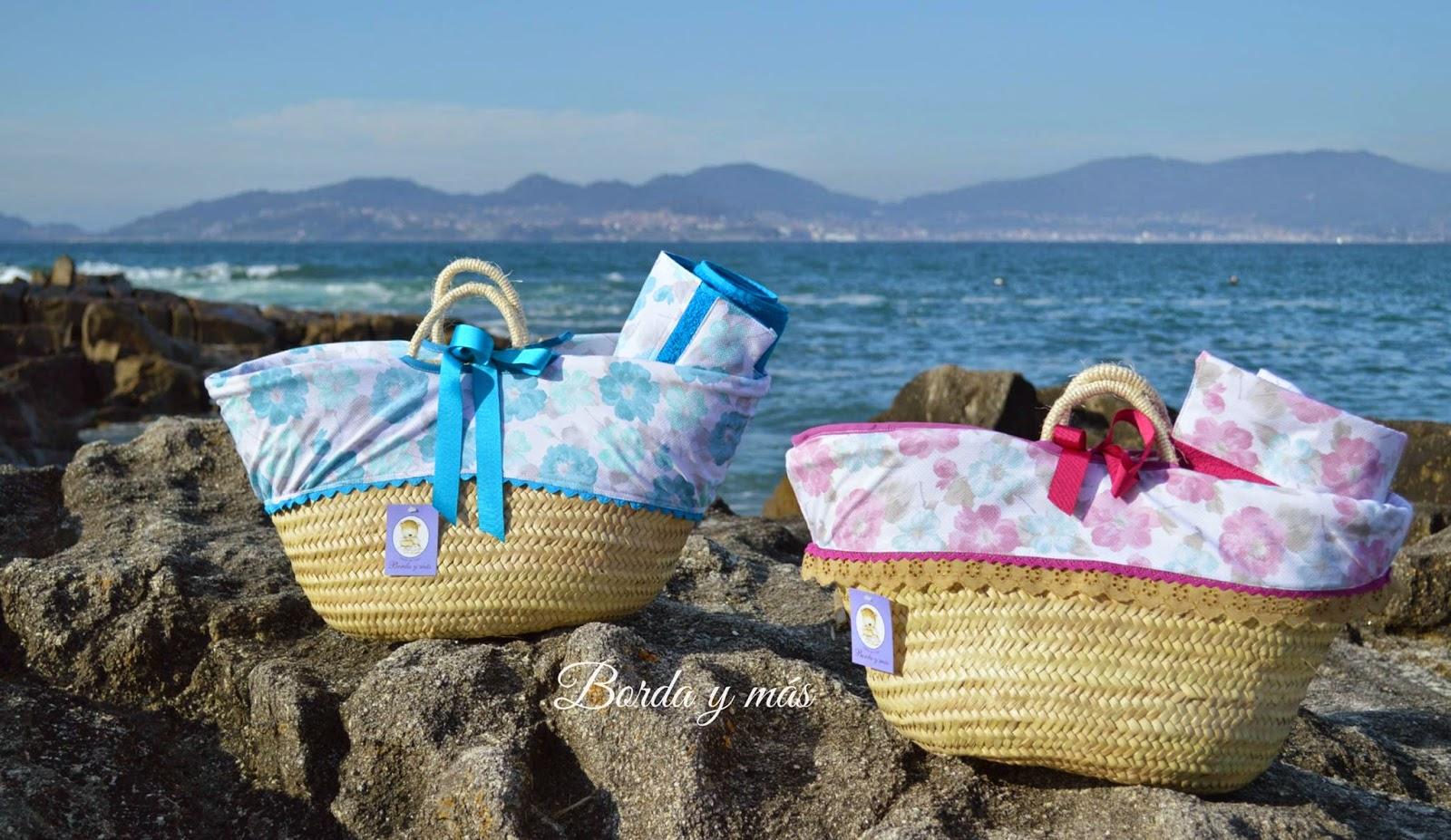 Mi ropita y zapatitos - Cestas para la playa ...