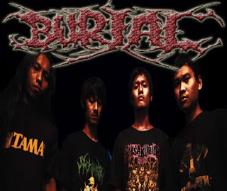 Foto Wallpaper Burial Indonesia Band Death Metal Jakarta