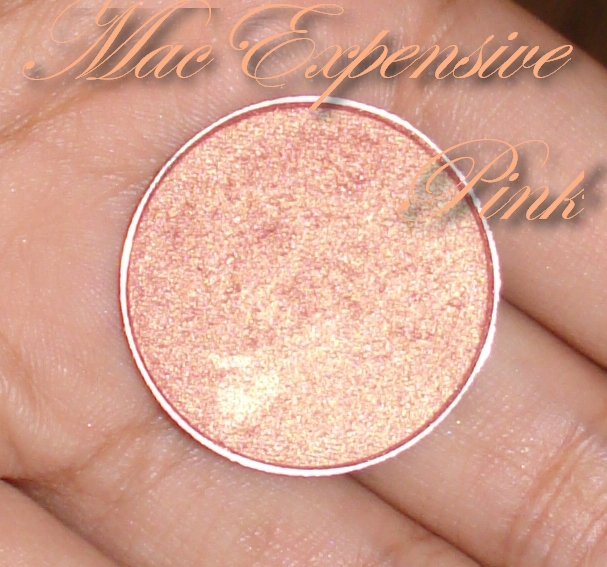 ... MAC Eyeshadow when it comes to wearing Indian Wear: MAC Expensive Pink