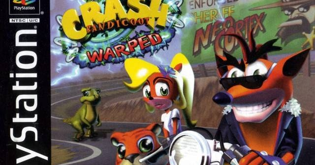 Download Game Crash Bandicoot 3 : Warped PS1 | Batar Del Rey