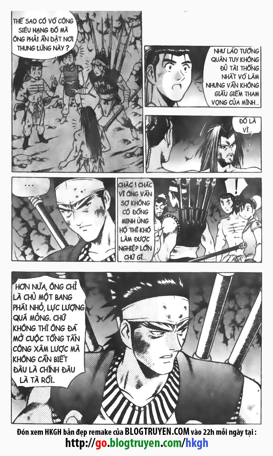 xem truyen moi - Hiệp Khách Giang Hồ Vol21 - Chap 139 - Remake