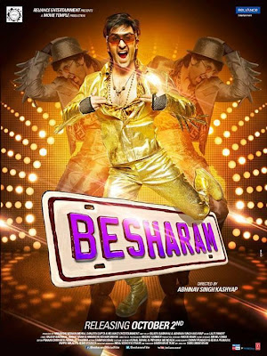 Ranbir Kapoor's Besharam movie title track out