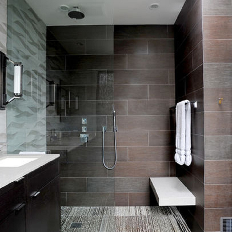 Big Tile Shower Designs Joy Studio Design Gallery Best Design