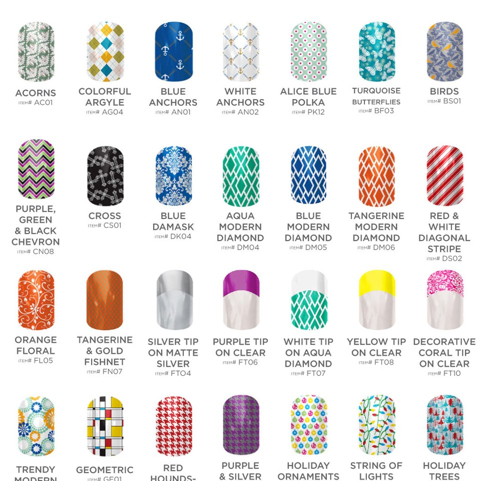 13 see something you like www reneer jamberrynails net get em while ...