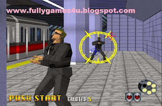 Download Free Virtual Cop 2 Game For PC Full Version