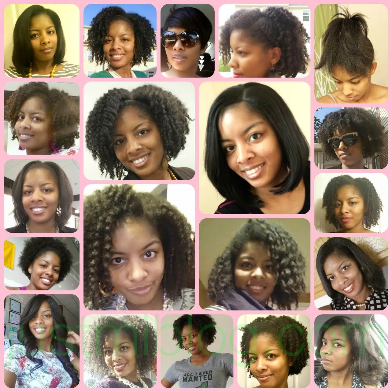 hairstyles to grow and protect natural hair