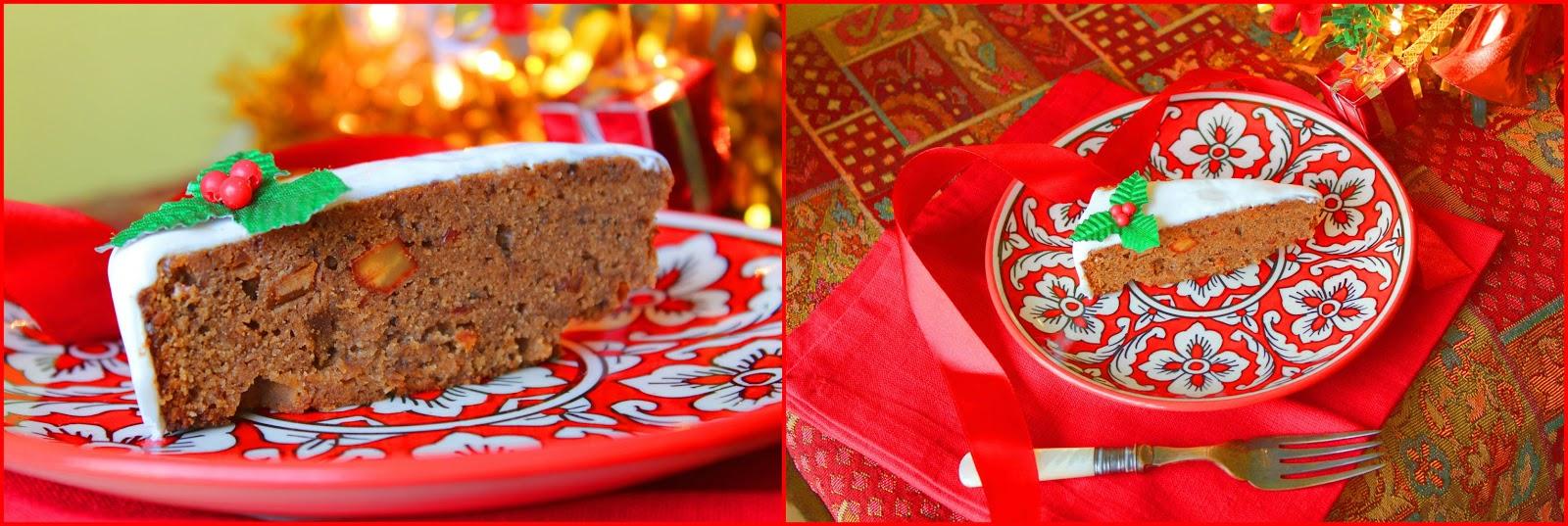 A Dollop of That!: Christmas Cake - Fruit Cake - Rum Cake - Plum Cake