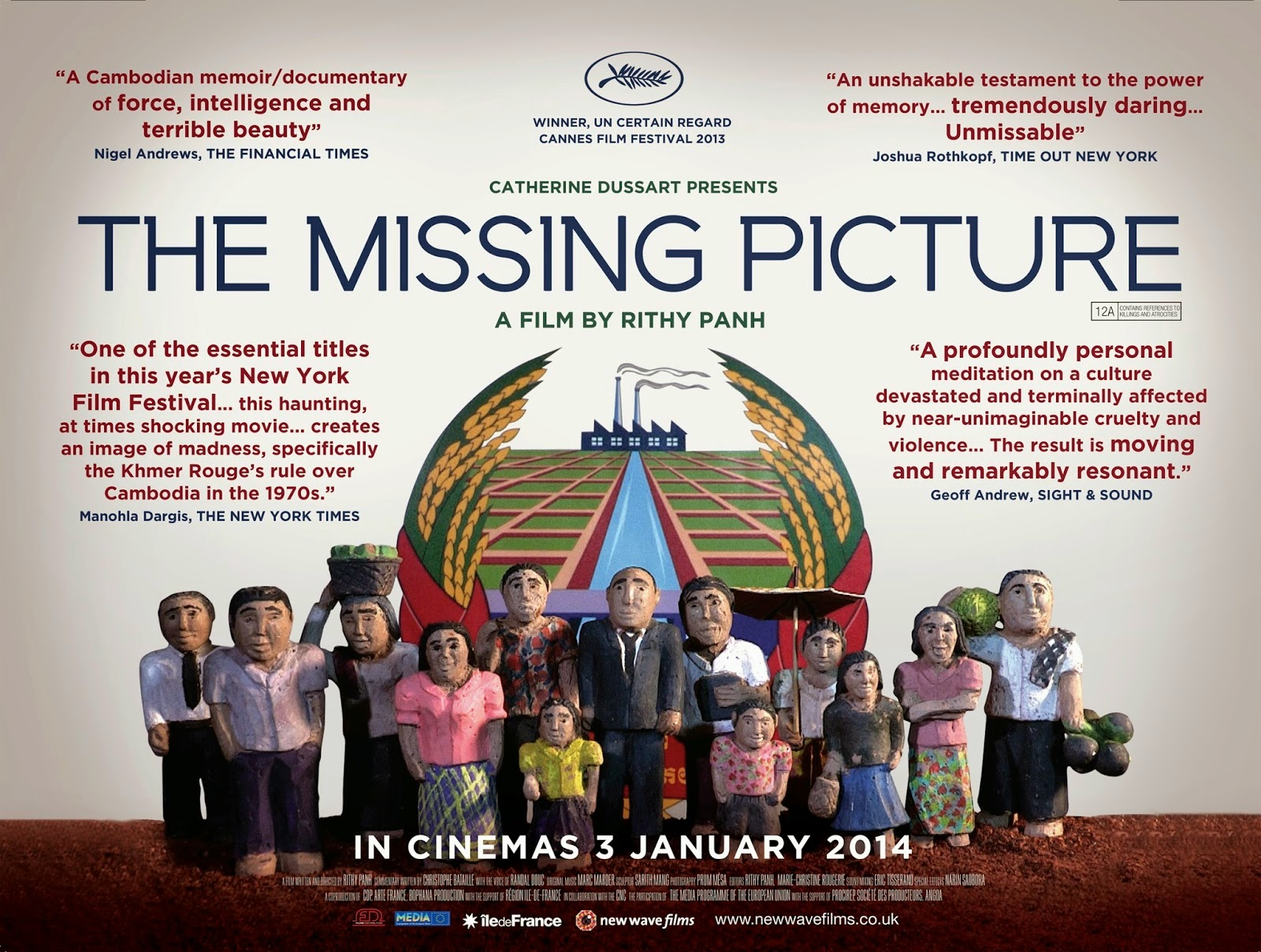 Frases del documental The Missing Picture