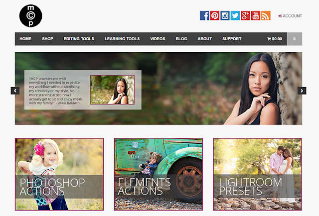 Mcp Action - 10 Sites to Get  Useful Photoshop Actions