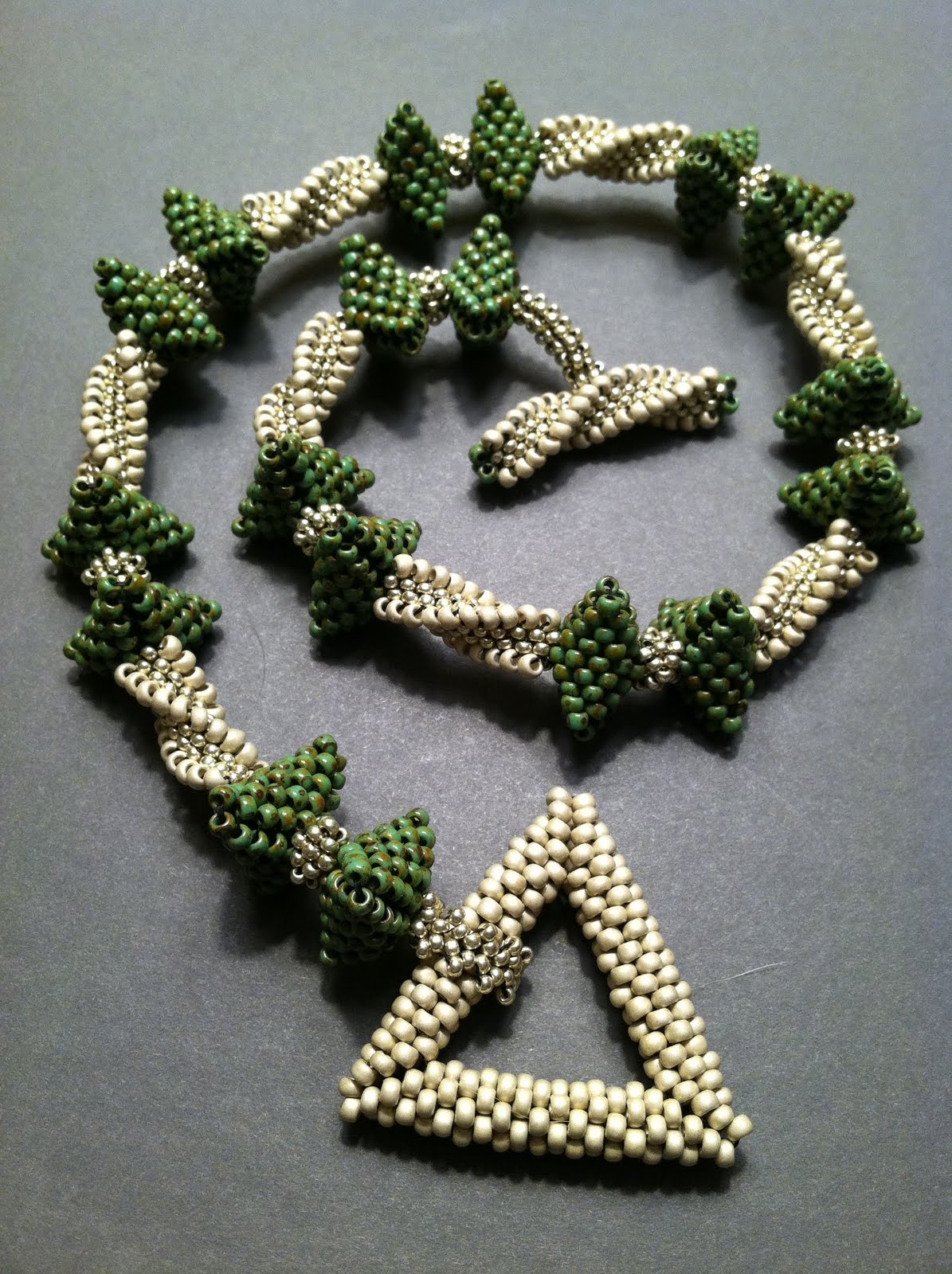 Beth Stone Beaded Jewelry Designs