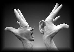 ¿Decías?, no te oigo...