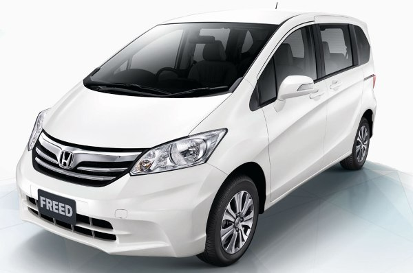 honda freed Harga Mobil Honda Freed PSD 1.5 AT Indonesia   Review Honda MPV