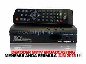Thumbnail image for Tarikh Dekoder MYTV Broadcasting & RTM Mula Dijual & Beroperasi