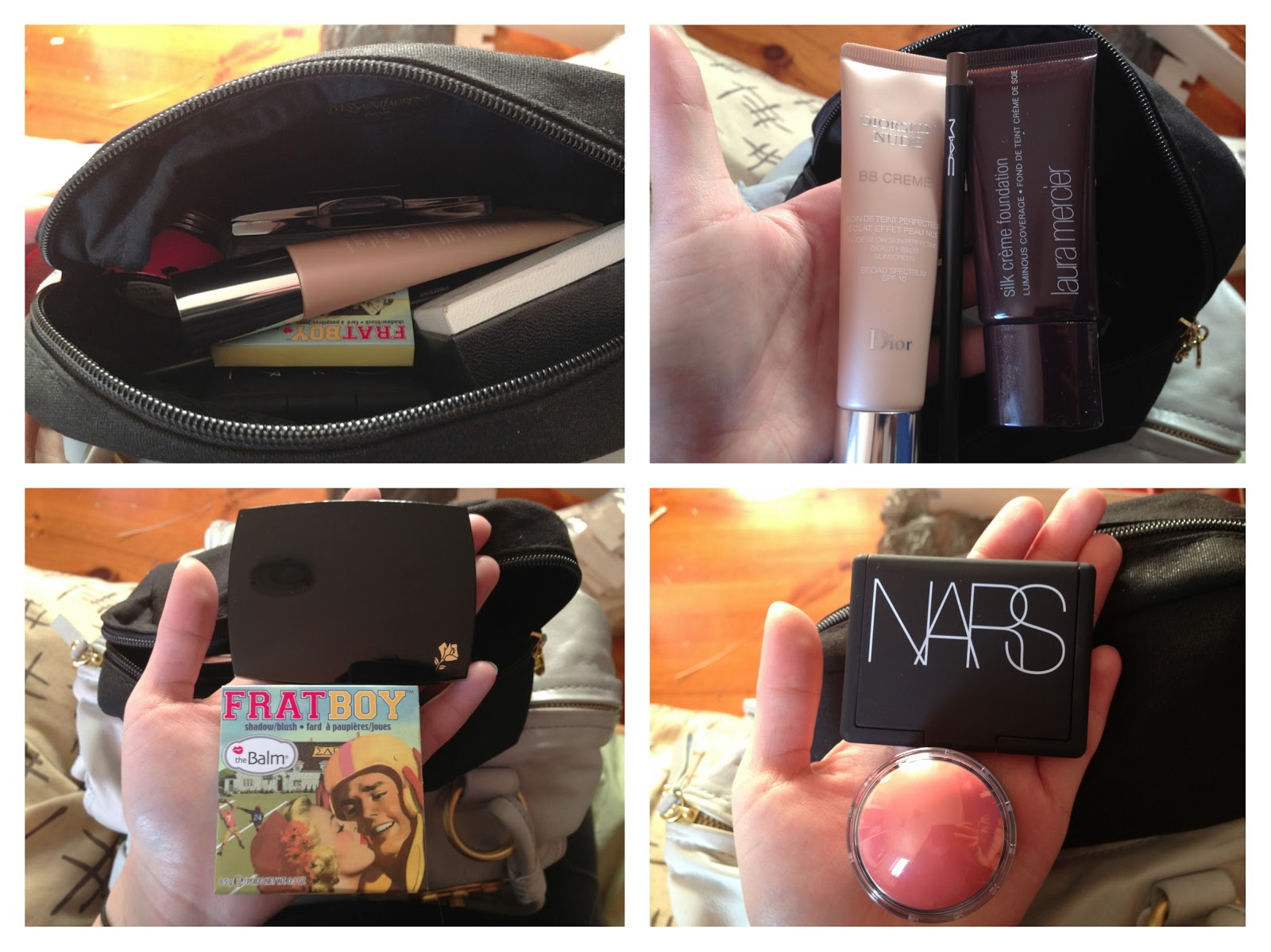 The Shopping Queen: What\u0026#39;s in my bag?