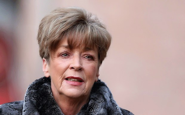 THE PASSING OF ANNE KIRKBRIDE