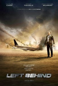 "Nicolas Cage to star in the reboot of ""Left Behind."""