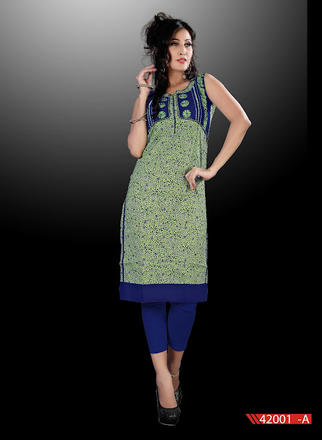 SP NXG Vol-42 – Cambric Cotton Printed Jacket Style Kurti