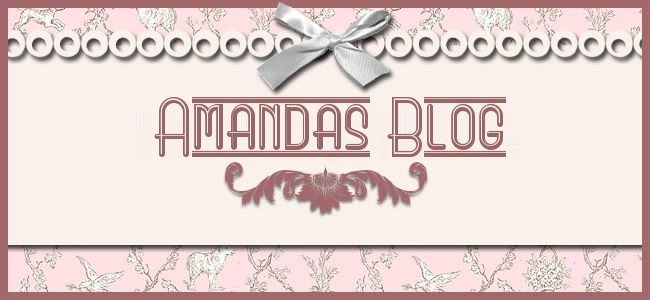 Amanda's Blog