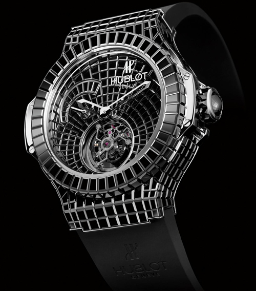 Hublot Black Caviar Bang