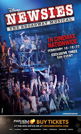 GIVEAWAY: 30 pairs of Disney's NEWSIES tickets & one NEWSIES Prize Pack. Through 5pm 2/15/17.